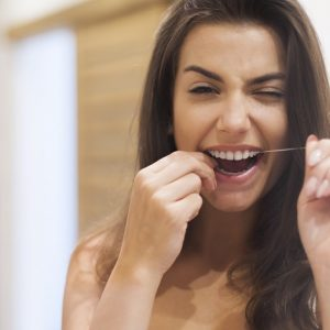 Weight-Loss Floss